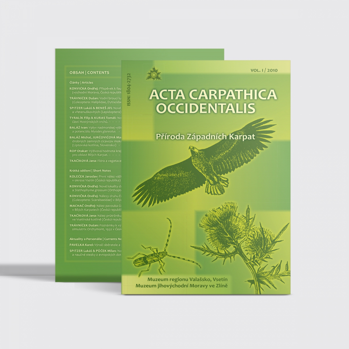 Acta Carpathica Occidentalis 1/2010