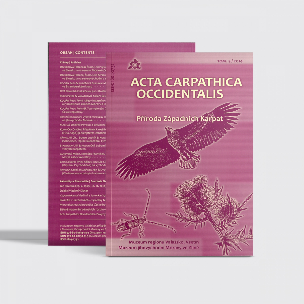 Acta Carpathica Occidentalis 5/2014