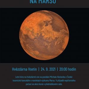 Úžasných pět let na Marsu